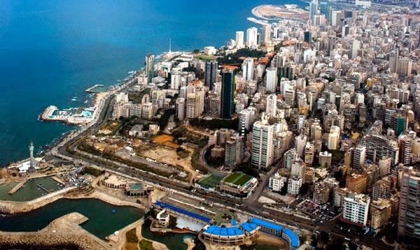 East Orange Focus >> Beyrouth   Series 'Ancient but still populated cities'   OrangeSmile.com