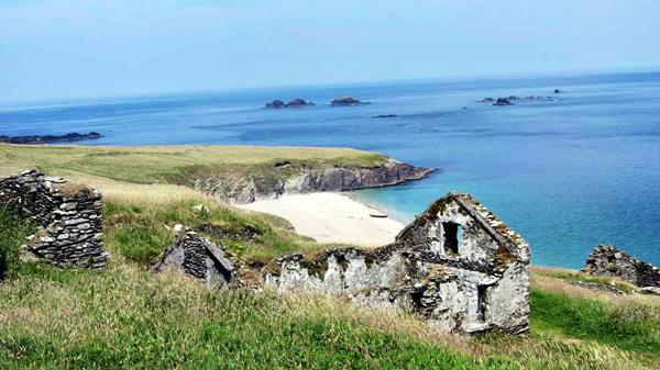 Blasket Islands, Irland