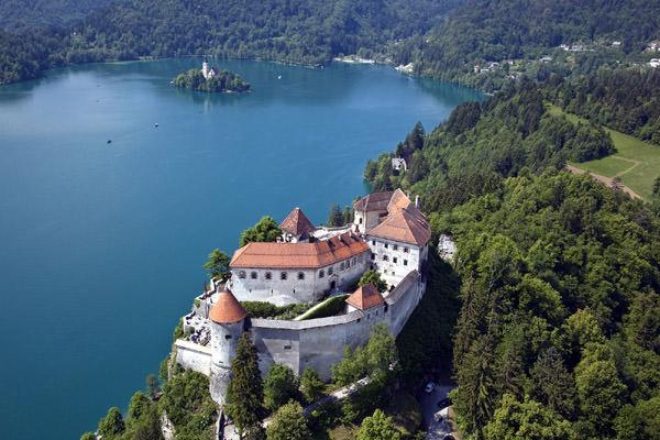 Blejski Grad, Slovenia