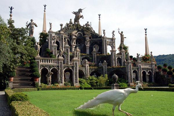 Borromeo Palace, Italy