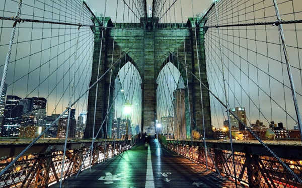 Brooklyn Bridge, USA