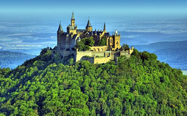 Schloss Hohenzollern, Deutschland