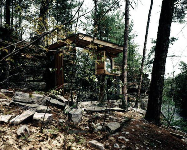 Cadyville Sauna, Vereinigte Staaten