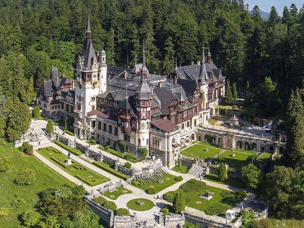 Peles Schloss, Rumänien