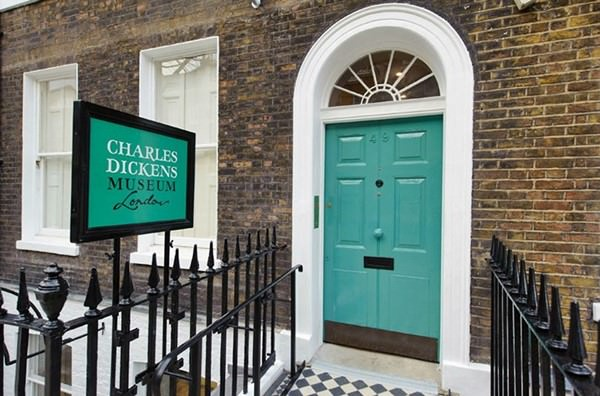 Музей-квартира Чарльза Диккенса, Великобритания