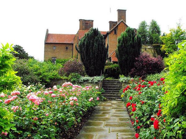 Villa von  Winston Churchill, Vereinigtes Königreich