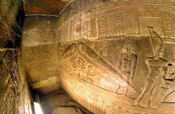 Город Богов, Египет