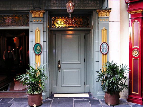 Club 33 in Disneyland, USA