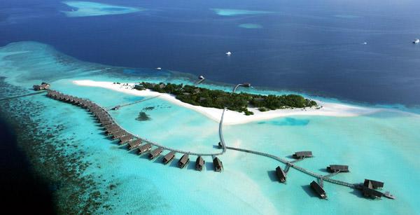 Cocoa Insel, Malediven