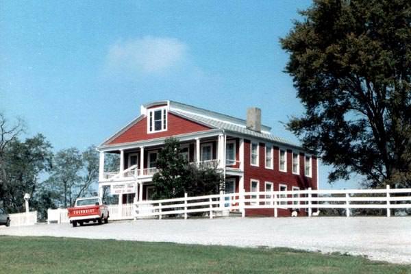 Crenshaw House Villa, Vereinigte Staaten