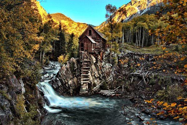 Crystal Mill, Vereinigte Staaten