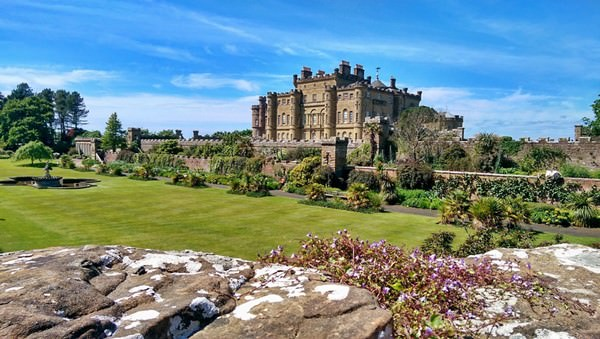 Замок Калейн, Шотландия