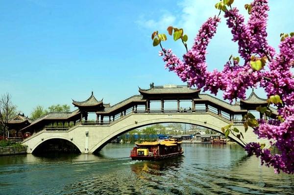 Великий канал Да Юнхэ, Китай