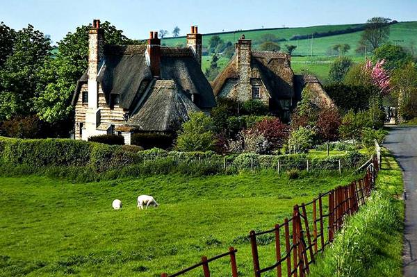Графство Девоншир, Англия