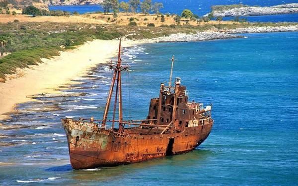 Dimitros-P Wrecks, Greece