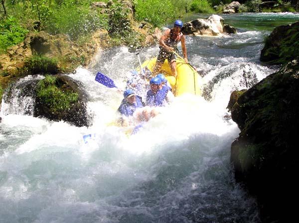 Река Добра, Хорватия