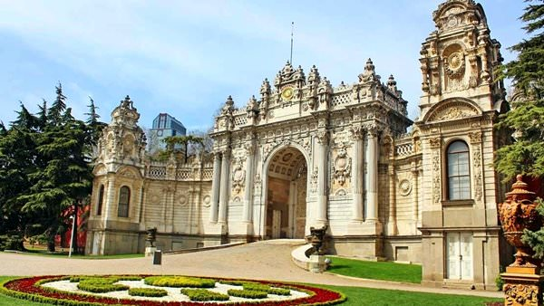 Dolmabahce Palace, Turkey