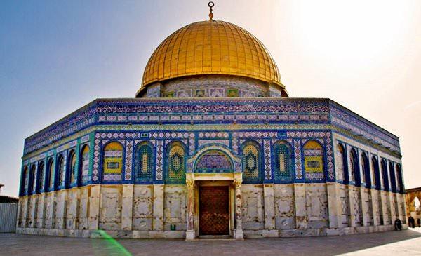 Мечеть Купол Скалы, Израиль