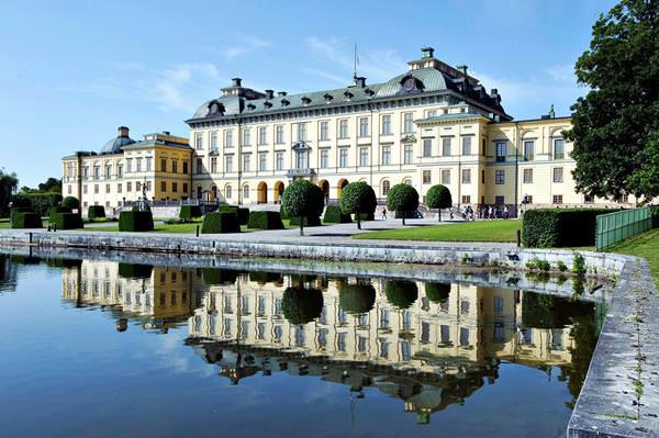 Königliche Domäne von Drottningholm, Schweden