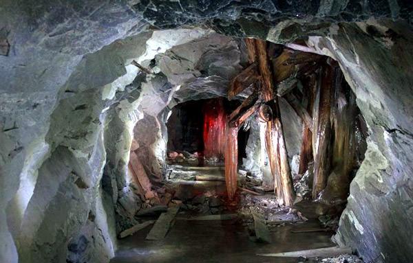 Дугинские каменоломни, Россия