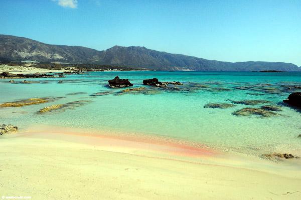 Elafonissi Beach, Greece