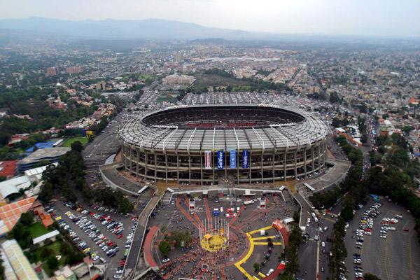 Aztekenstadion, Mexiko