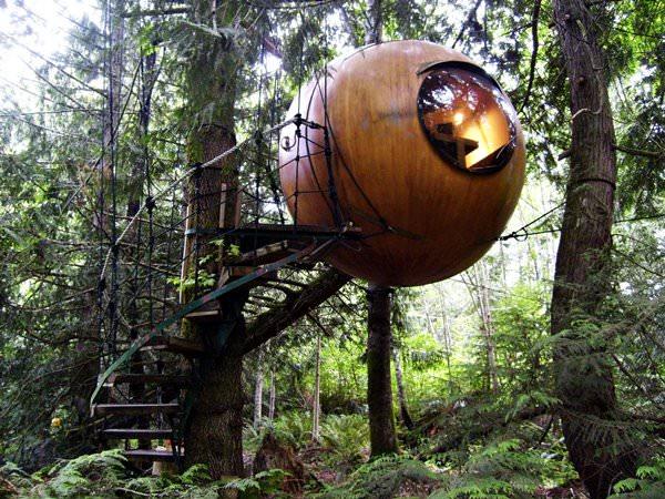 Free Spirit Spheres, Kanada