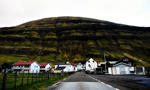 Gasadalur Village, Faroe Islands
