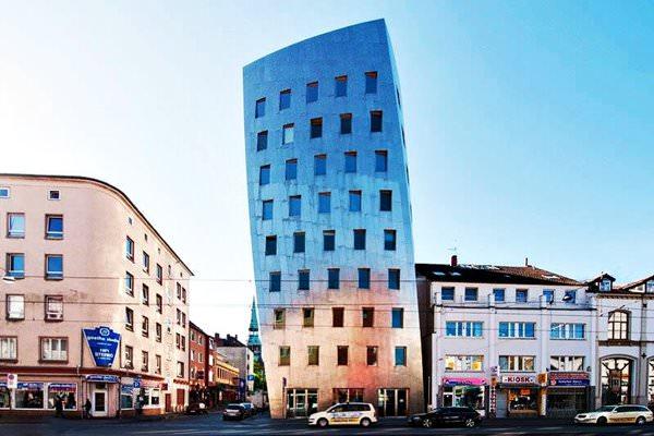 Башня Гери, Германия