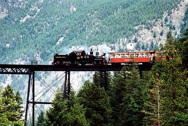 Georgetown Loop Railroad, USA