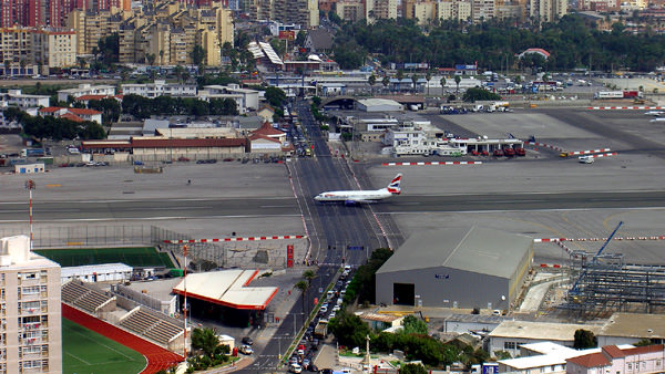 Gibraltar Airport, United Kingdom