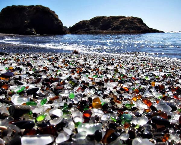 Playa de Cristal, Estados Unidos
