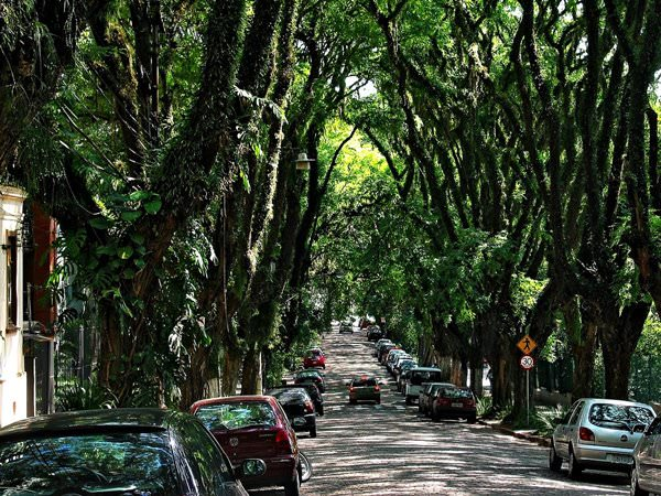 Goncalo de Carvalho Street, Brazil