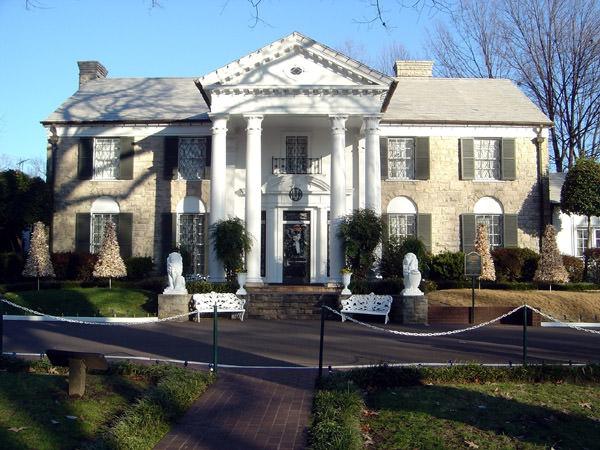 Graceland von Elvis Presley, Vereinigte Staaten
