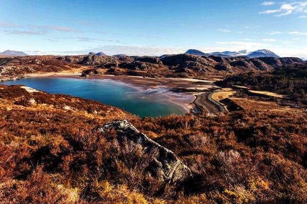 Остров Грюинард, Шотландия