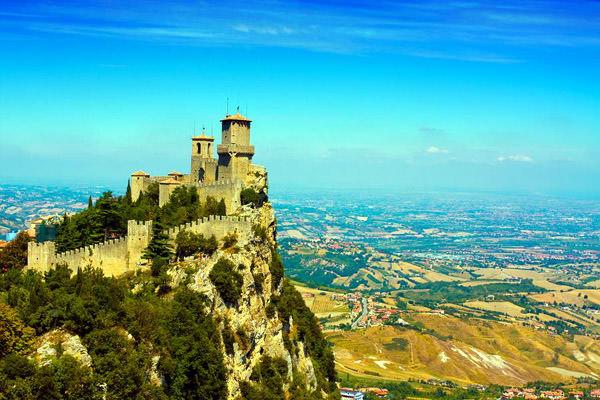 Burg Guaita, San Marino