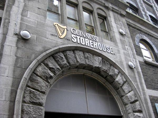 Museum des Bieres Guinness, Irland