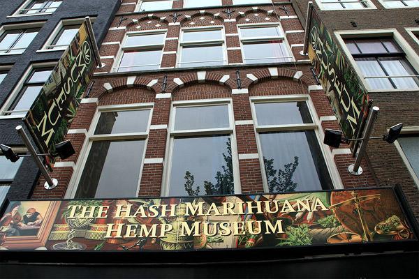 Hash Marihuana Hemp Museum, The Netherlands