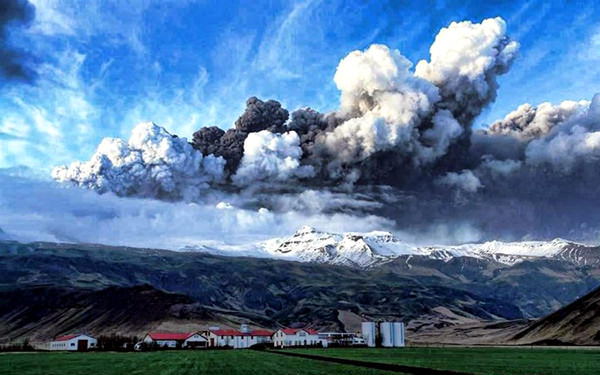 Hekla, Islandia