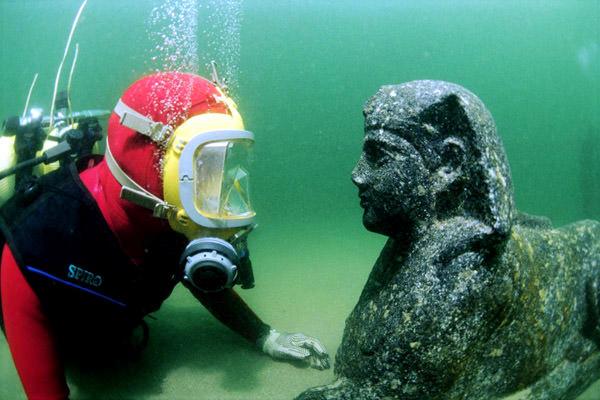 Heraklion, Egypt