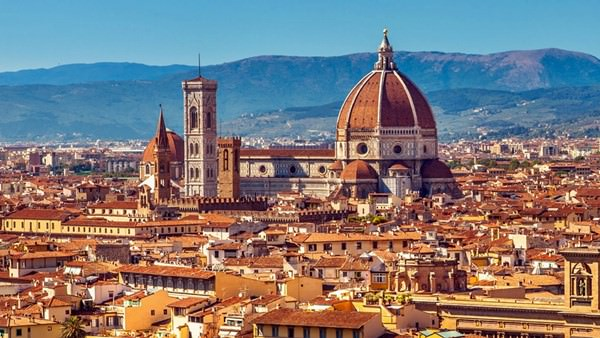 Historic Center of Florence, Italy