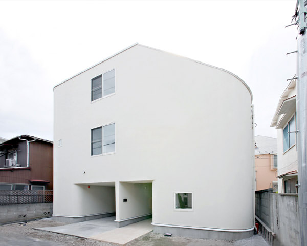 House with Slide, Japan