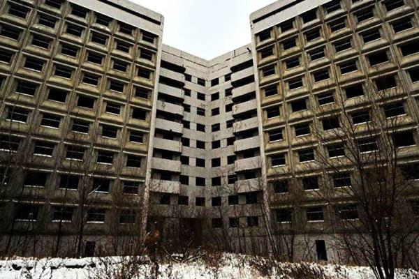 Hovrinskaya Hospital, Russia