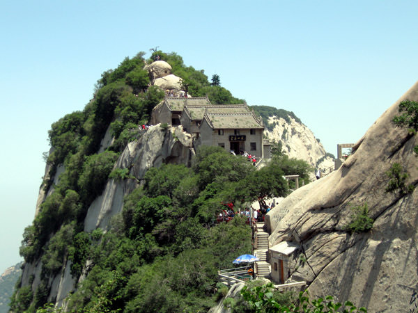 Hua Shan Restaurant, China
