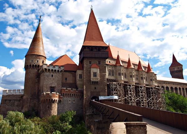 Hunyad Schloss, Rumänien
