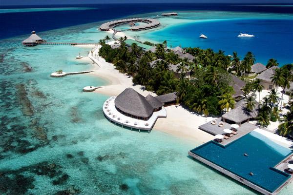 Huvafen Fushi Resort, Maldives