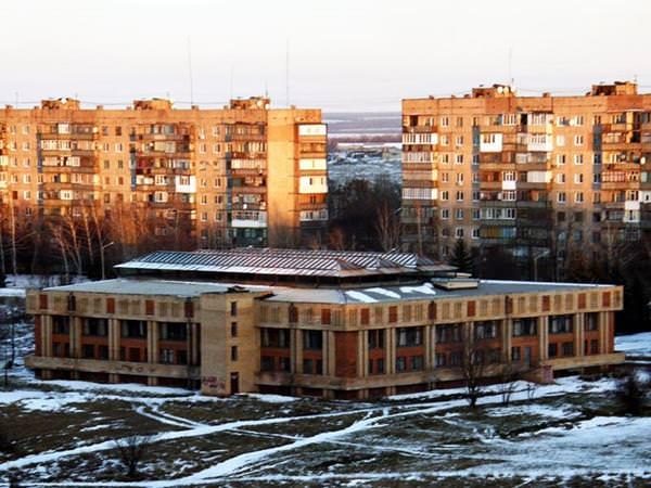 Infected Apartment in Kramatorsk, Ukraine