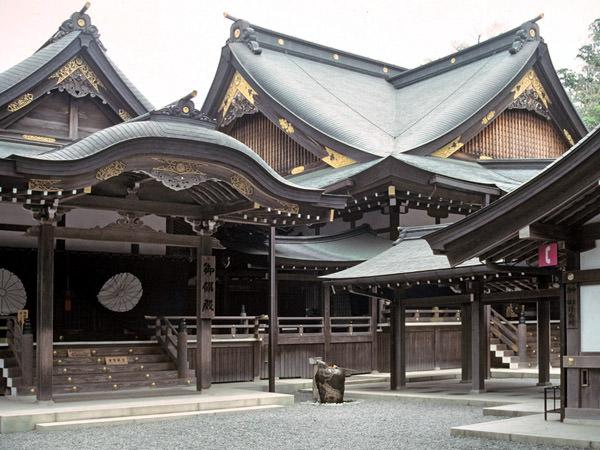 Святилище Исэ-дзингу, Япония