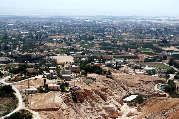 Jericho, Palästina