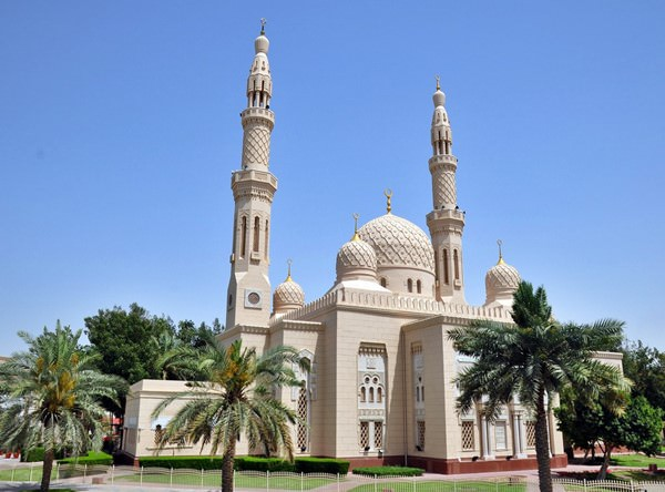 Jumeirah Mosque, United Arab Emirates